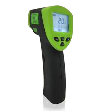 Digital infared thermometer