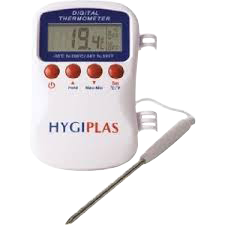 Digital pen type thermometer